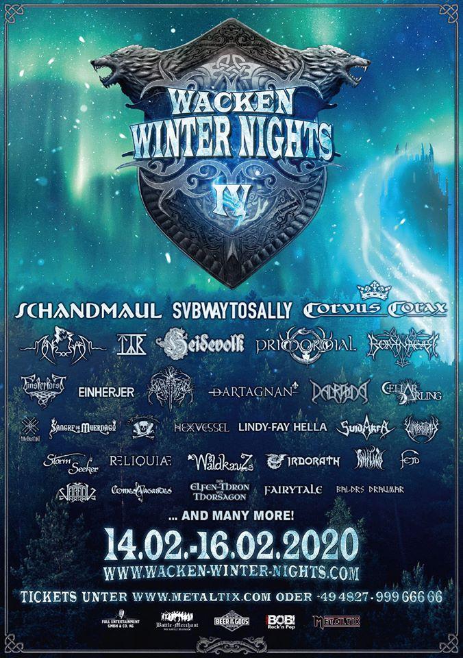 Wacken Winter Nights 2020